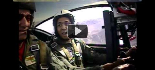 Combat aérien : j'affronte Olivier Roland au-dessus de Las Vegas !