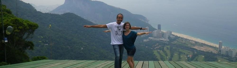 Tour du monde, épisode 1 : Rio de Janeiro