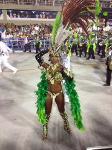 Obviously, the Carnival of Rio would not be without its Rio Carnival Samba dancers!