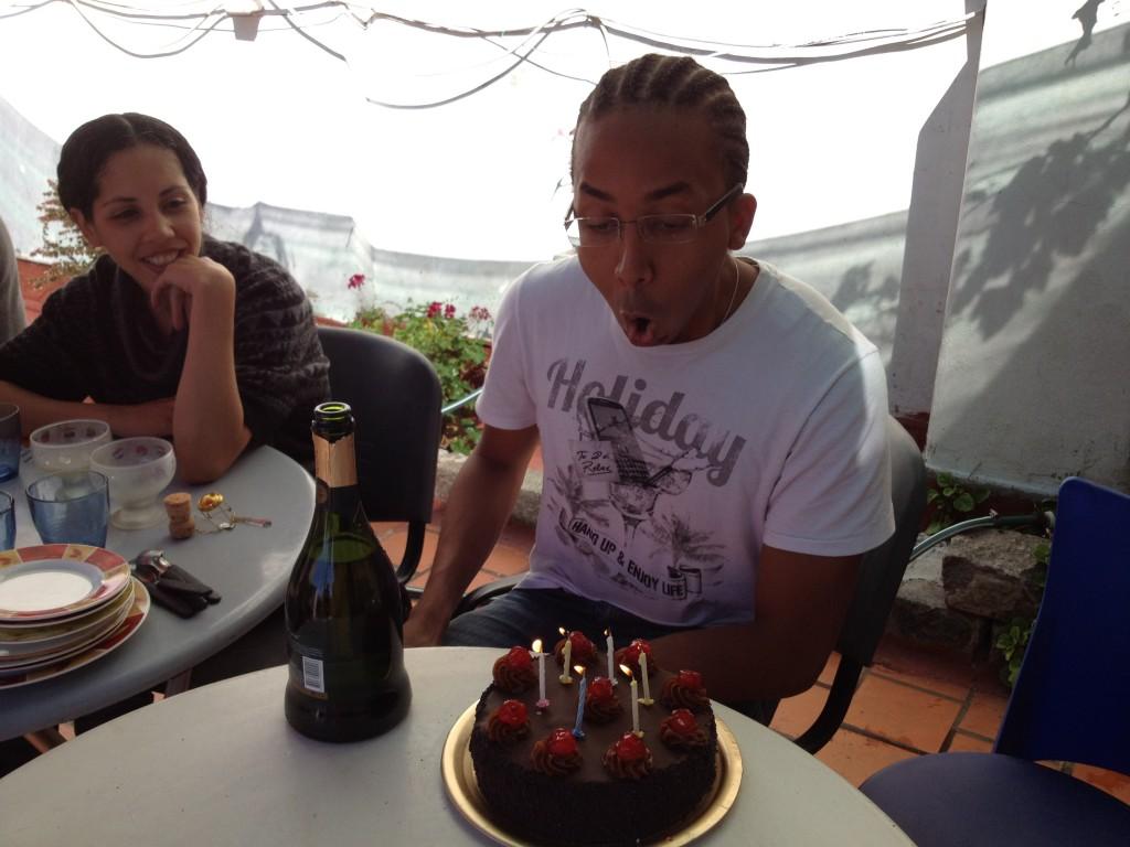 Feliz cumpleaño Sebastian !