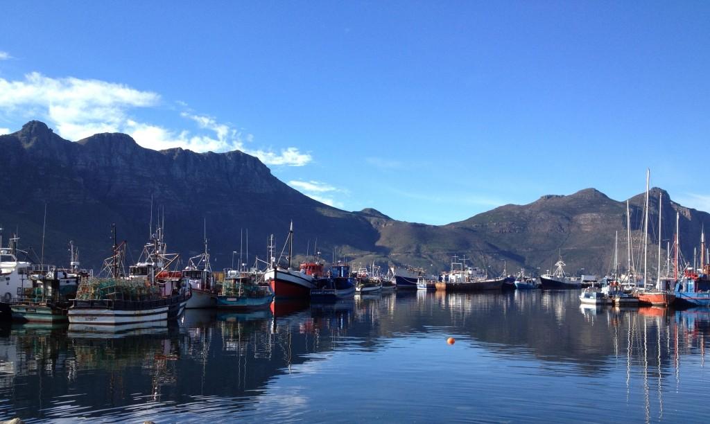 Petite pause à Hout Bay