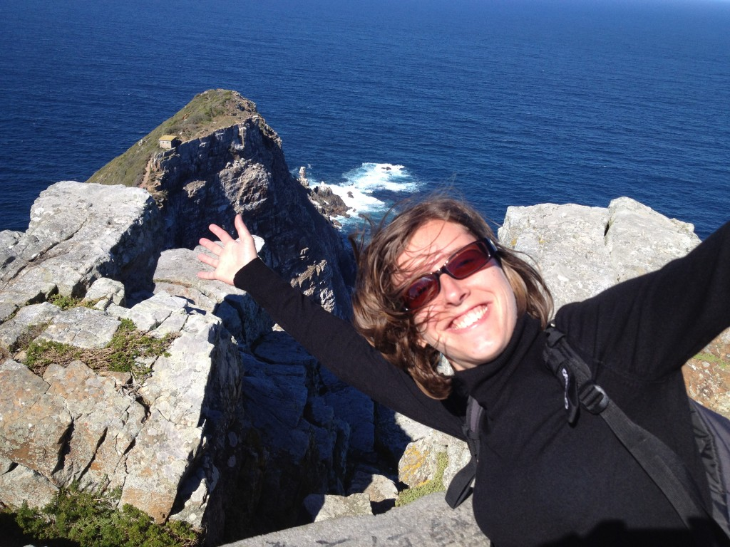 Cape point !