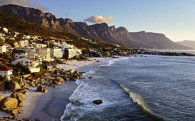 The four beaches of Clifton - photo credit