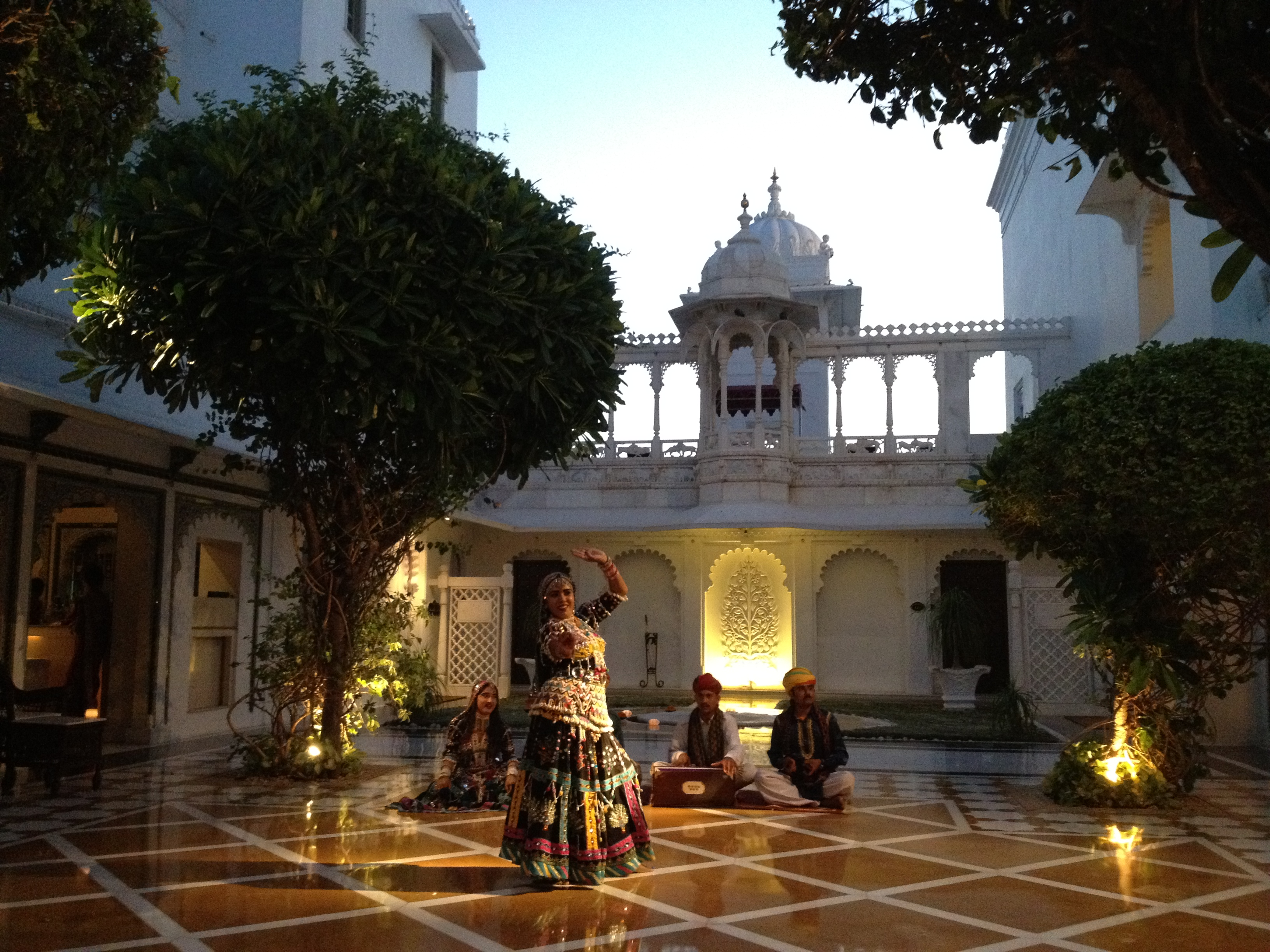 Spectacle de danses et musiques traditionnelles
