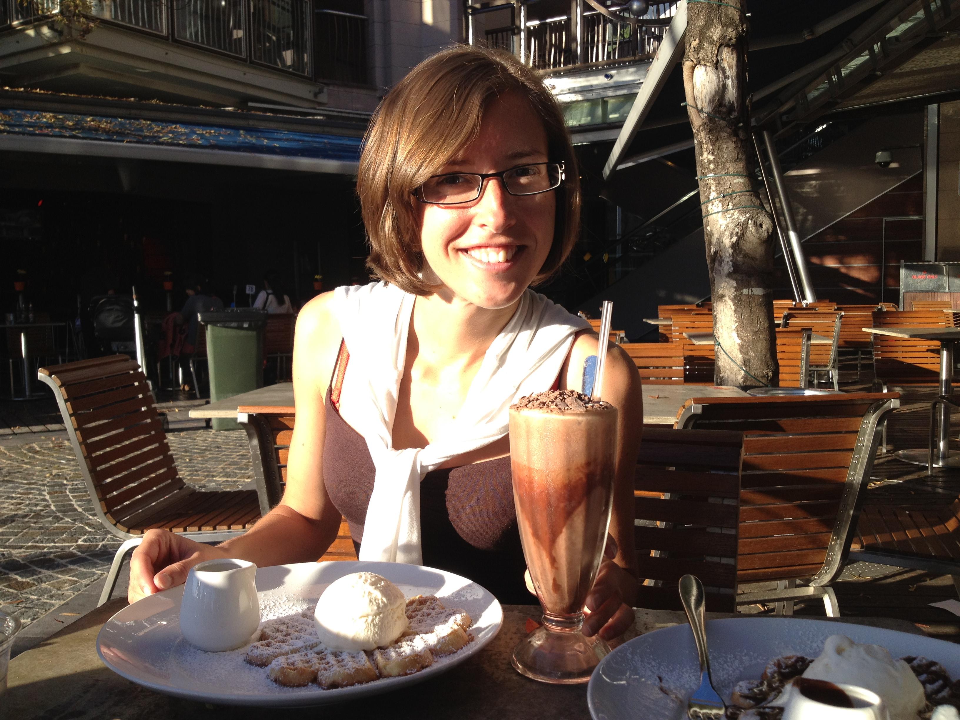 Halte au Café Lindt - Yummy Yummy ! (comme disent les anglophones)